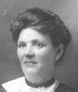 Anna Matilda <i>Berg</i> Olson