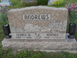George W Andrews