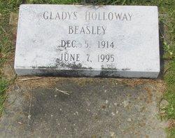 Gladys <i>Holloway</i> Beasley