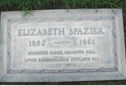 Elizabeth Spazier