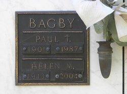 Helen Margaret <i>Berndsen</i> Bagby