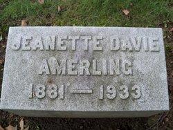 Jeanette B Amerling