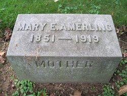 Mary Elizabeth Amerling