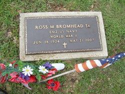 Ross M Bromhead, Sr