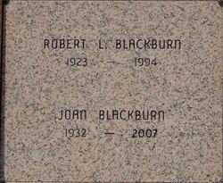 Joan <i>Cole</i> Blackburn