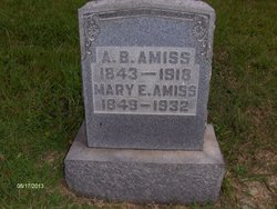Mary Elizabeth <i>Truman</i> Amiss
