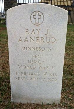 Raymond Jesse Aanerud