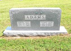 George Lusk Adams