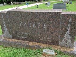 Berttie <i>Dodson</i> Barker