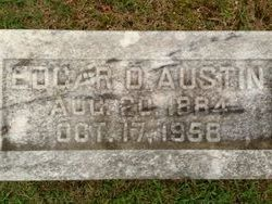 Edgar D Austin