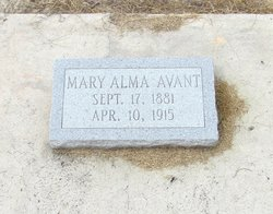 Mary Alma Avant