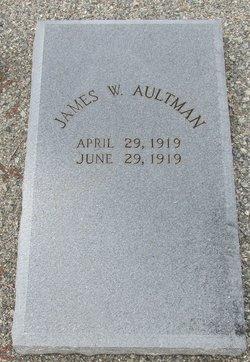 James W. Aultman