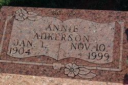 Annie Adkerson
