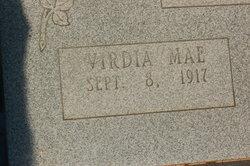 Virdia Mae Adkerson