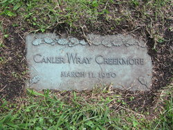 Canler Wray Creekmore