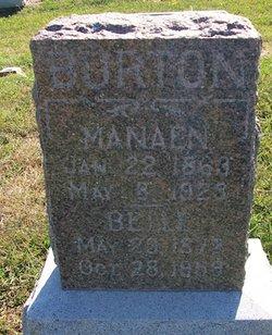 Manaen Burton