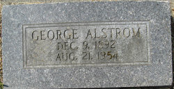 George Alstrom