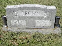 David Elyre Brown, Sr