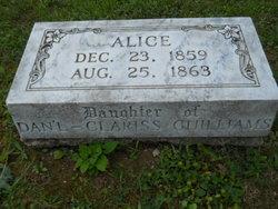 Alice Guilliams