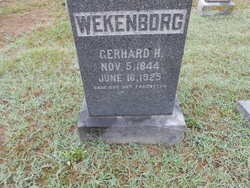 Gerhard Herman Wekenborg