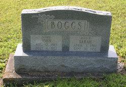 John Jack Boggs