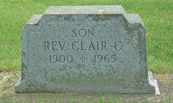 Rev Clair C Drummy