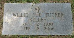 Willie Sue <i>Tucker</i> Kelley