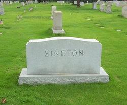 Nancy Brown <i>Napier</i> Sington