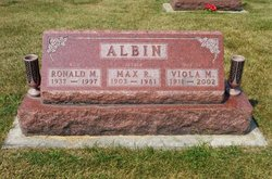 Viola Mae <i>Morgan</i> Albin