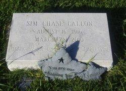 Sim Chase Callon