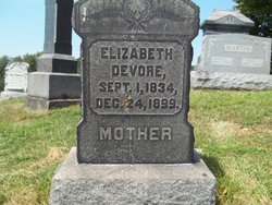 Elizabeth <i>Devore</i> Sumny