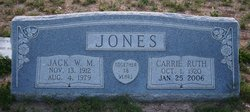 Carrie Ruth Jones
