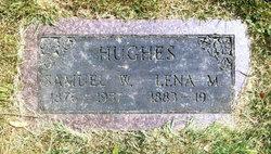 Magdalena Martha <i>Bogart</i> Hughes