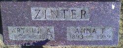 Arthur August Zinter