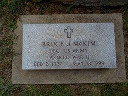 Bruce John McKim