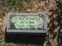 Clara Marie <i>Cook</i> Bailey