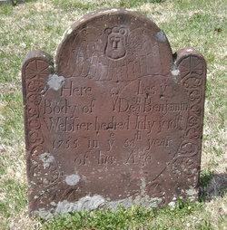 Deacon Benjamin Webster