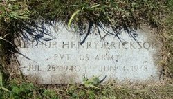 Arthur Henry Erickson