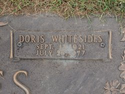 Doris Emily <i>Whiteside</i> Reeves