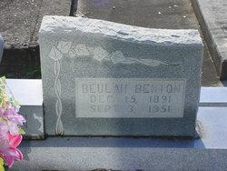 Beulah Benton <i>Benefield</i> Anderson