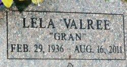 Lela Valree <i>Barnes</i> Aston