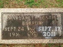 Margaret A <i>Barrow</i> Gribble