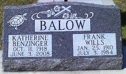 Frank Willis Balow