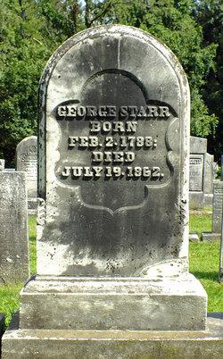 George Starr
