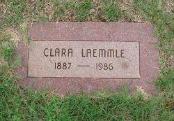 Clara H Laemmle