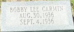 Bobby Lee Carmin