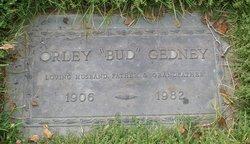Orley D Bud Gedney