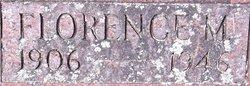 Florence M <i>Zeser</i> Stritt