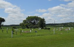 Saint Marys Episcopal Cemetery (Agency Village)