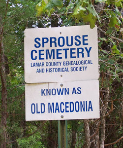 Sprouse Cemetery